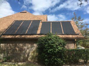 Jacksonville Solar Water Heaters