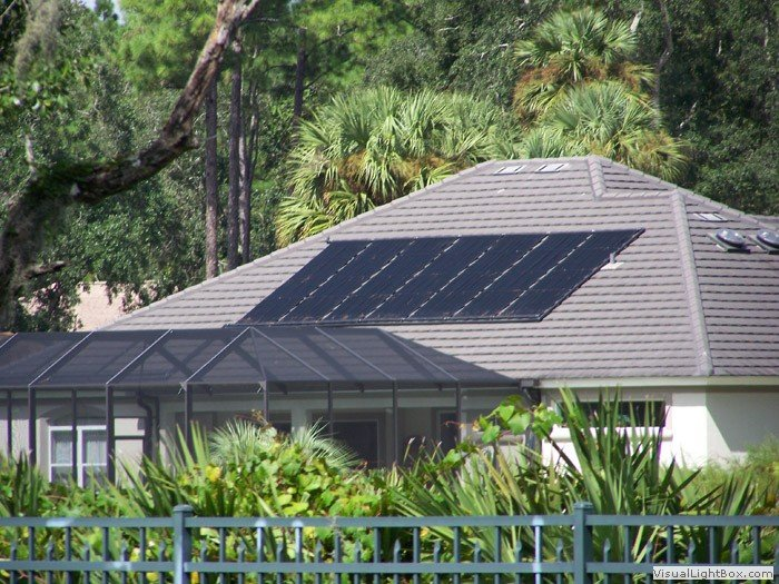 New Smyrna Beach Solar Pool Heater