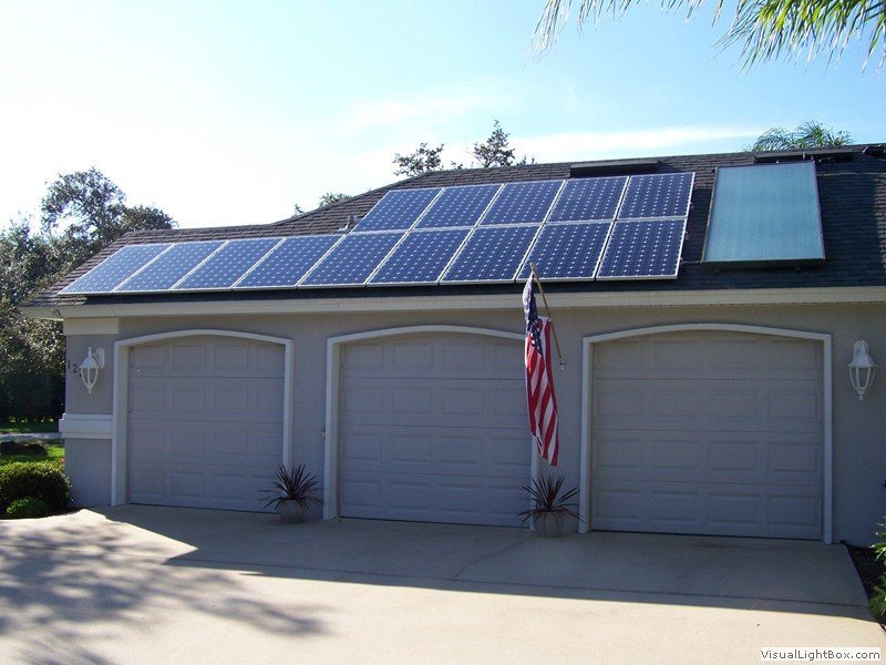 New Smyrna Beach Solar Water Heater