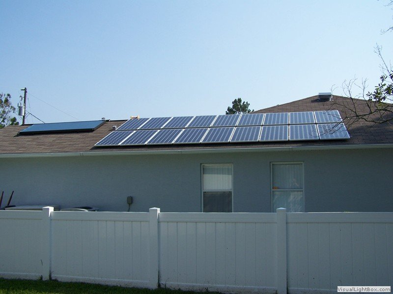 Ormond Beach Solar Water Heater