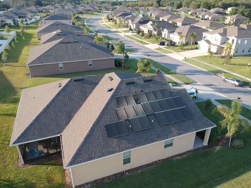 Solar Installation St. Augustine
