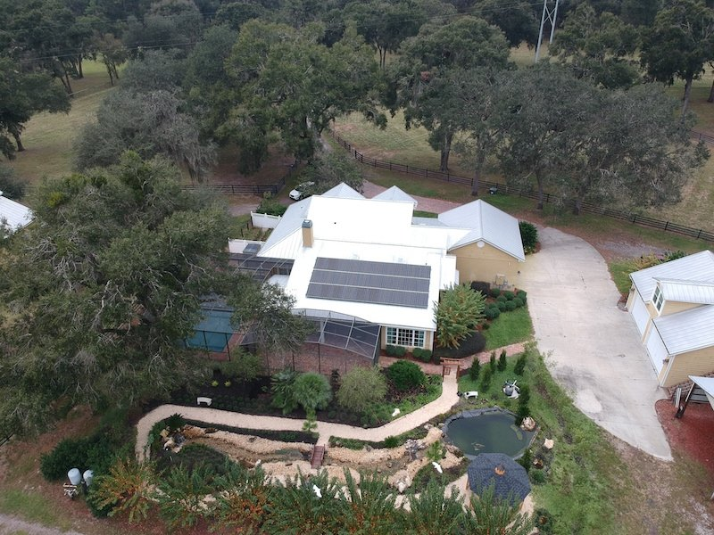 Solar Installation Volusia County