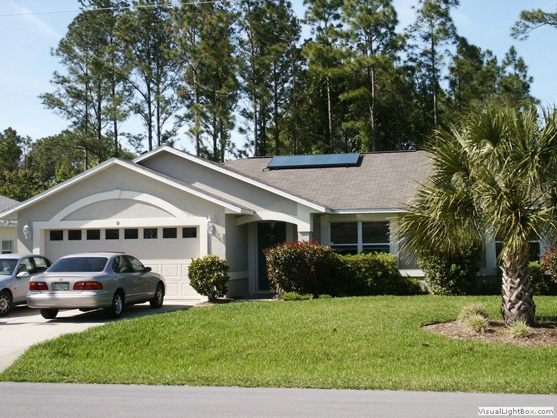 Solar Water Heater New Smyrna Beach
