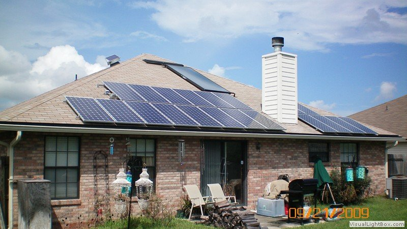 Solar Water Heating New Smyrna Beach