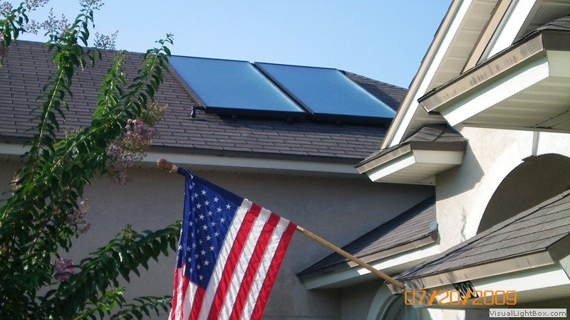 Solar Water Heating Port Orange