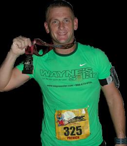 Patrick Schmidt Solar Runner
