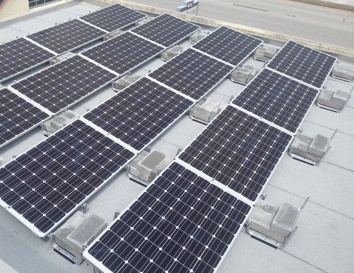 Commercial Solar Contractors