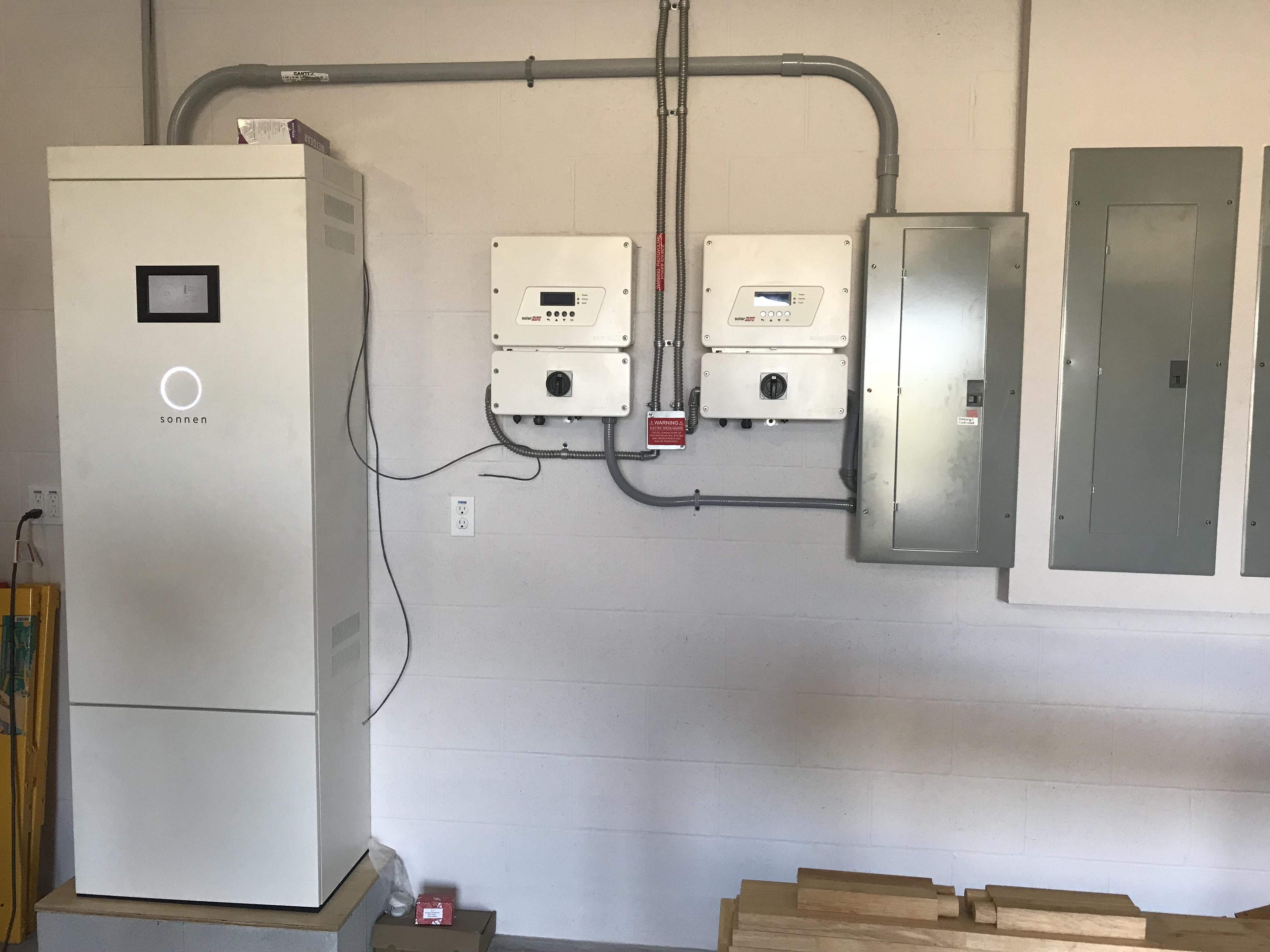 Solar Battery Backup Daytona Beach