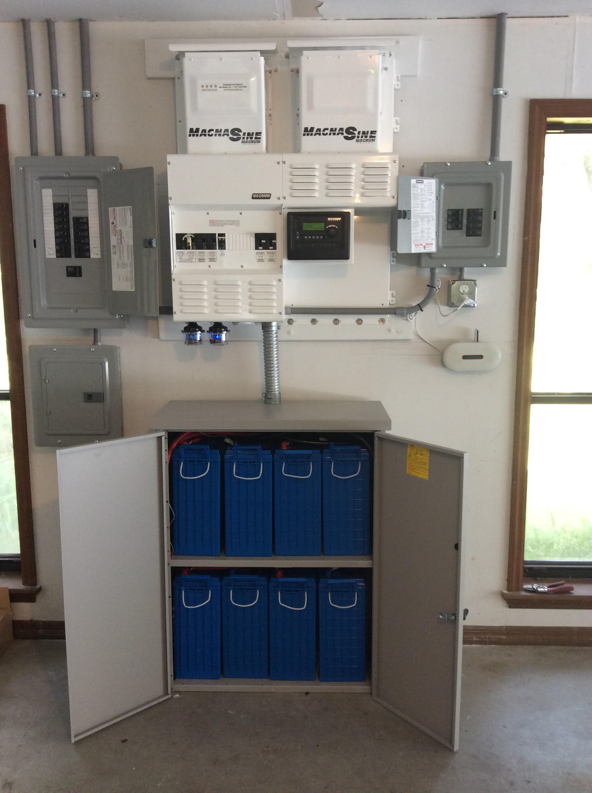 Solar Battery Backup Flagler County