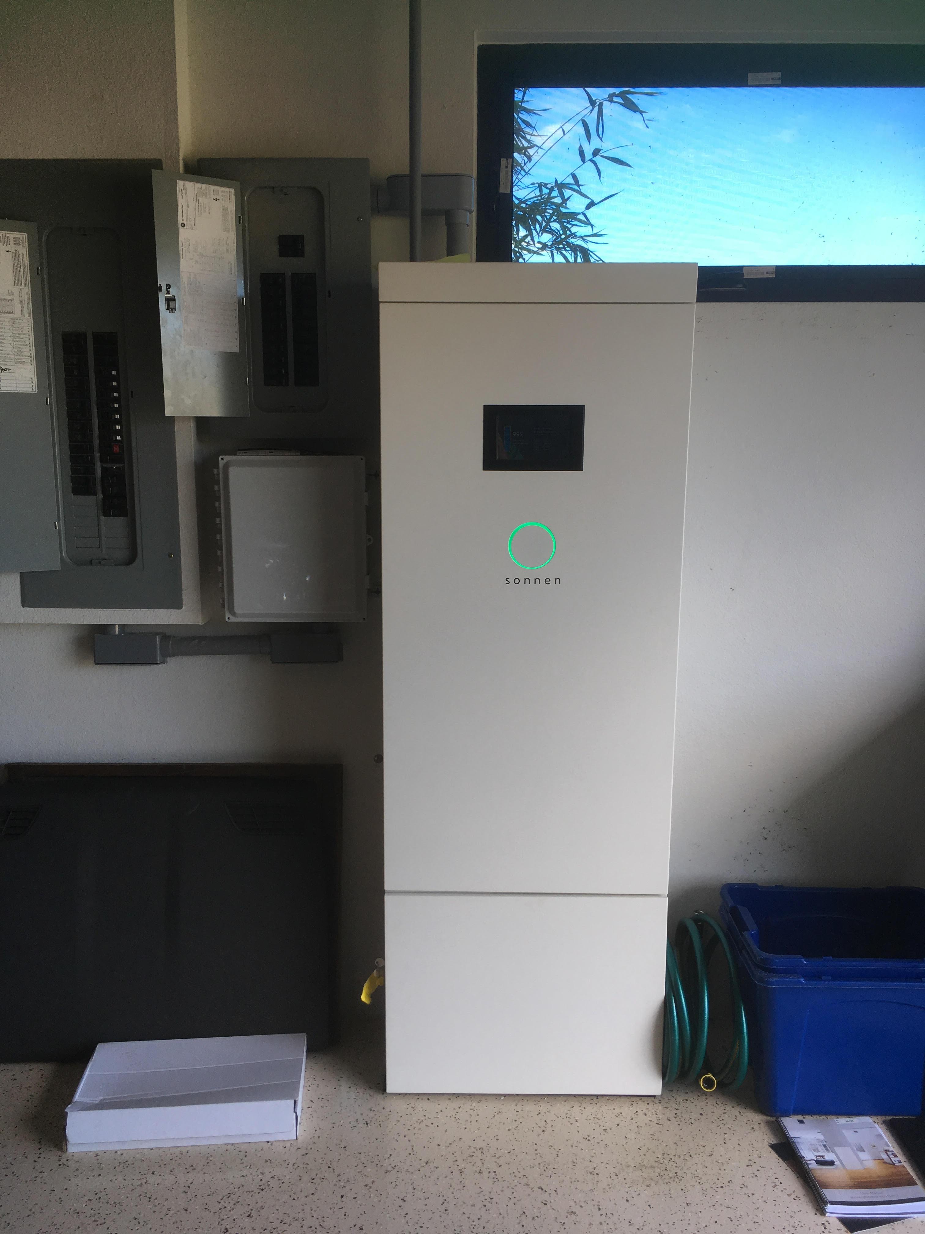 Solar Battery Backup in Port Orange