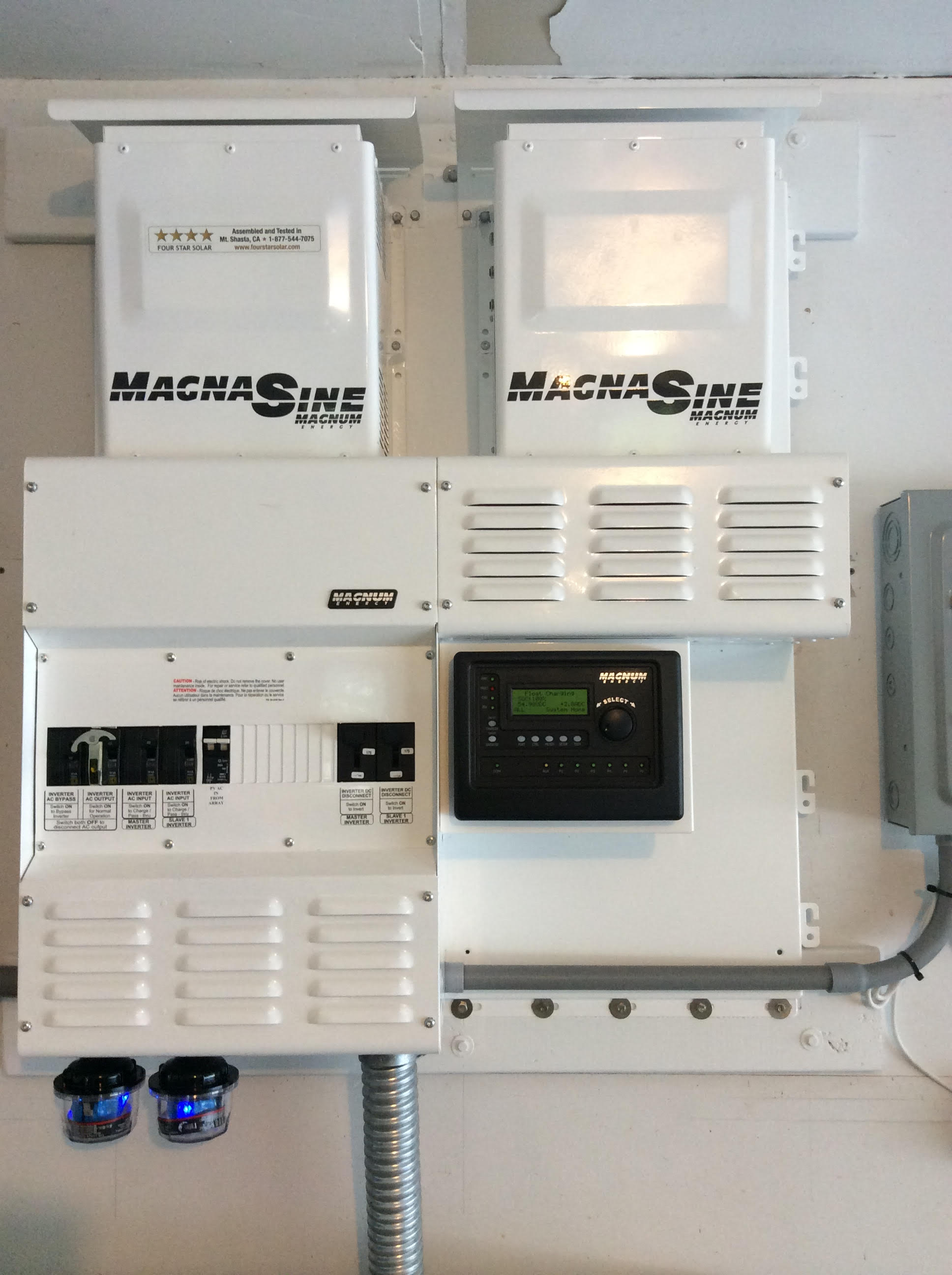 Solar Battery Backup Volusia County