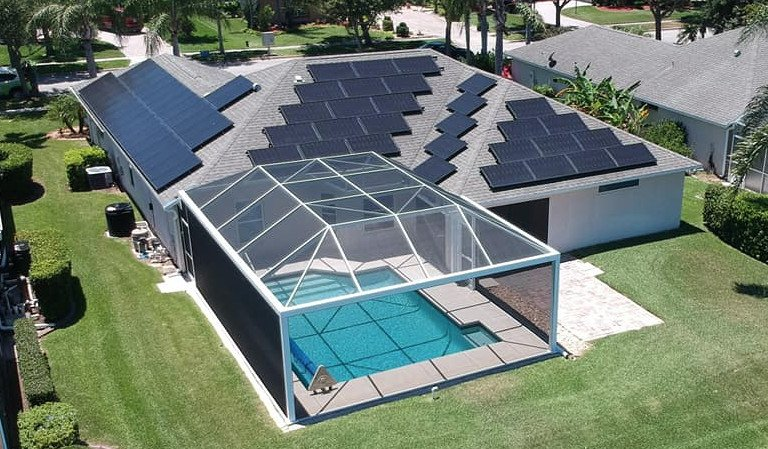 Solar Panels Palm Coast