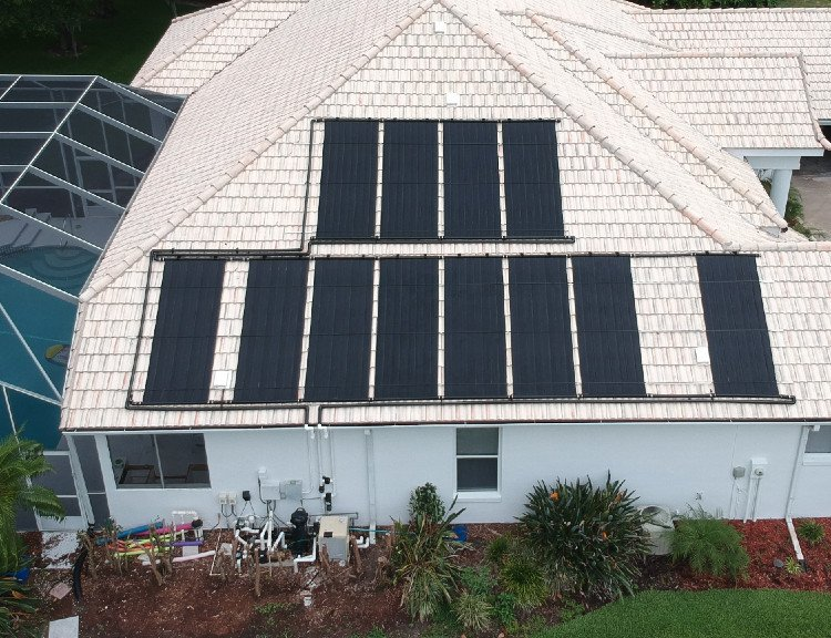 Solar Pool Heating Volusia County