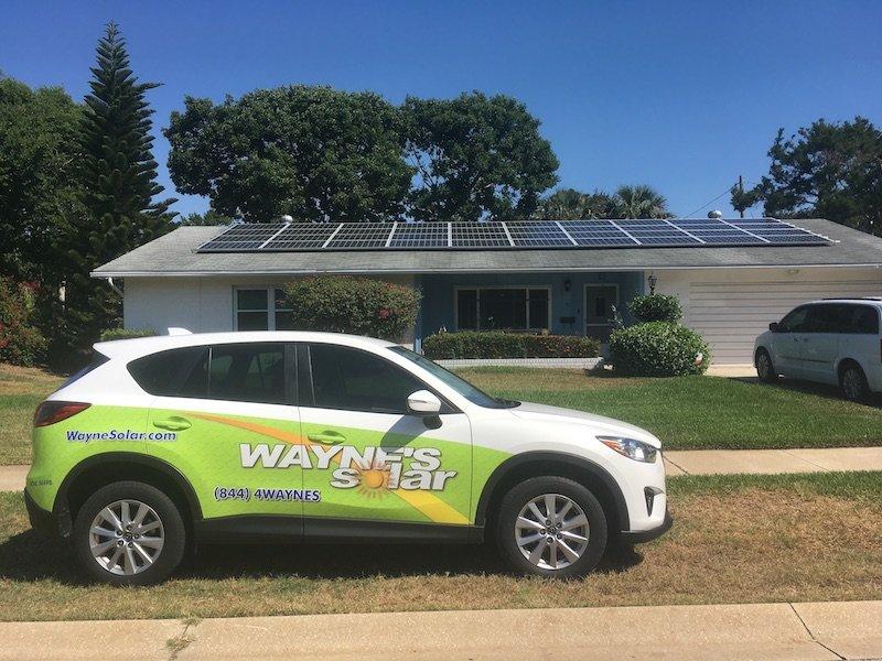 Edgewater Solar Contractor
