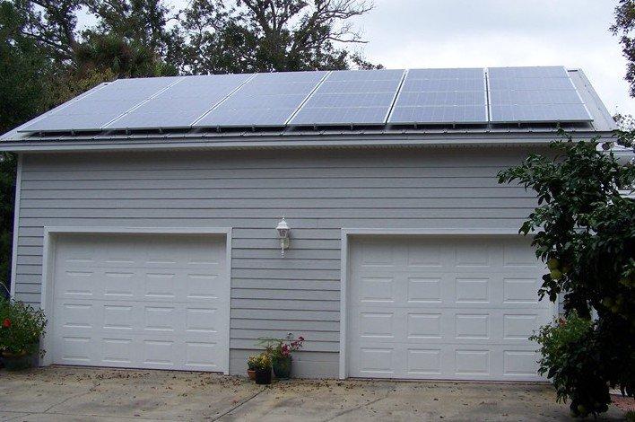 Holly Hill Solar Panel