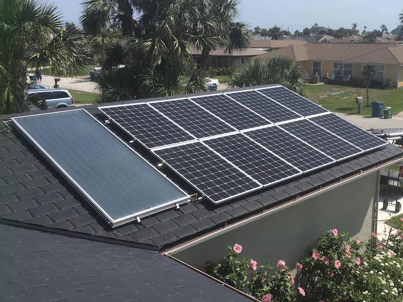Solar Energy Contractor Flagler Beach
