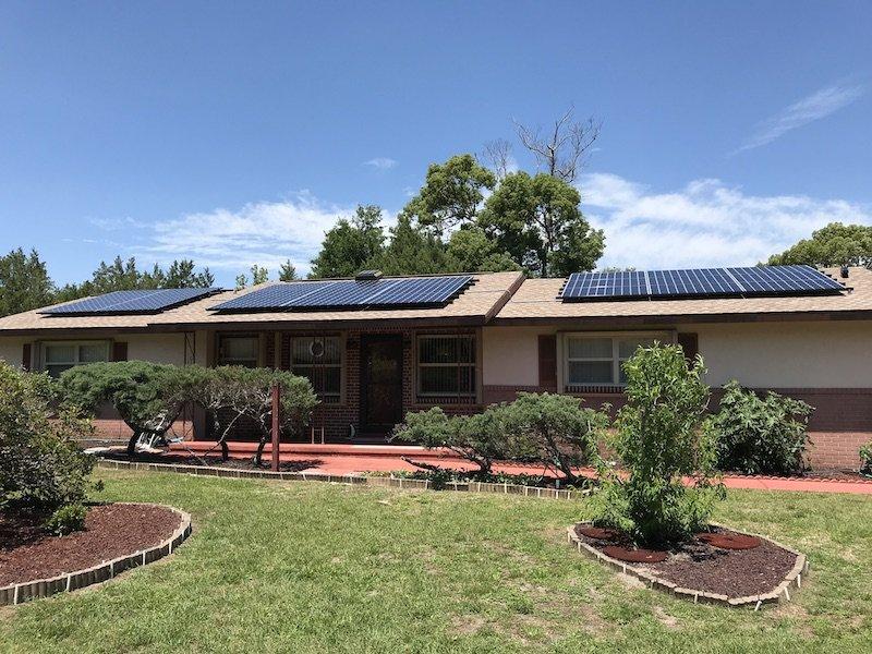 Solar Panels Edgewater