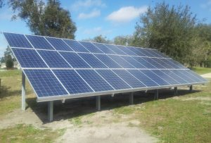 Ground Mounted Solar Palm Coast