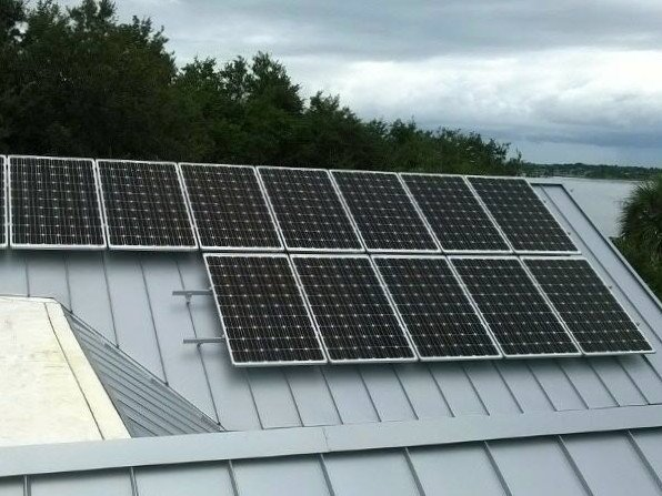 Solar Panel Removal Palm Coast