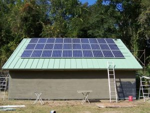 Ormond Beach Solar Panel Cleaning