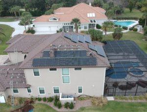 New Smyrna Beach Solar Installation