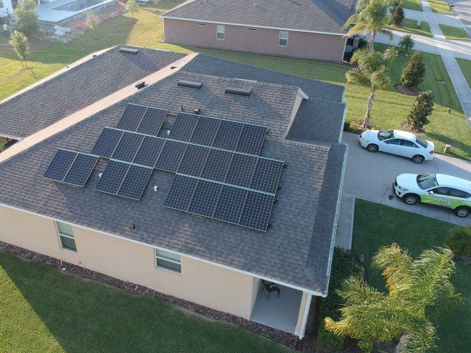 New Smyrna Beach Solar PV