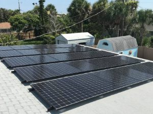 Solar Electric Daytona Beach Shores