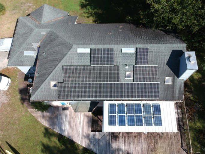 Solar Panels New Smyrna Beach