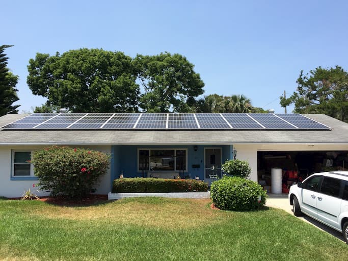 Solar Power Daytona Beach Shores