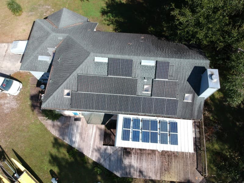 Green Cove Springs Solar Panels