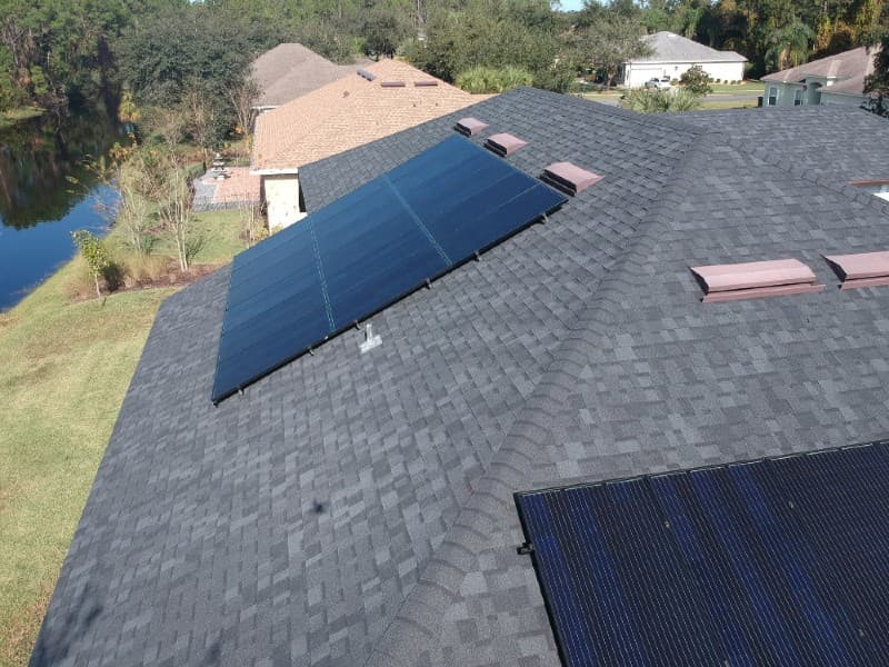 Green Cove Springs Solar Water Heater