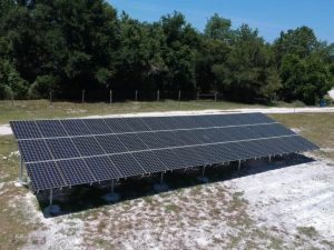 Ground Mounted Solar Neptune Beach