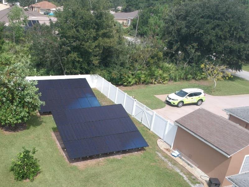 Ground Mounted Solar Orange Park