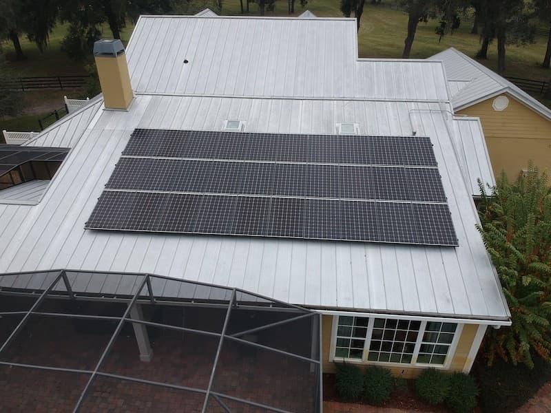 Orange Park Solar Panels