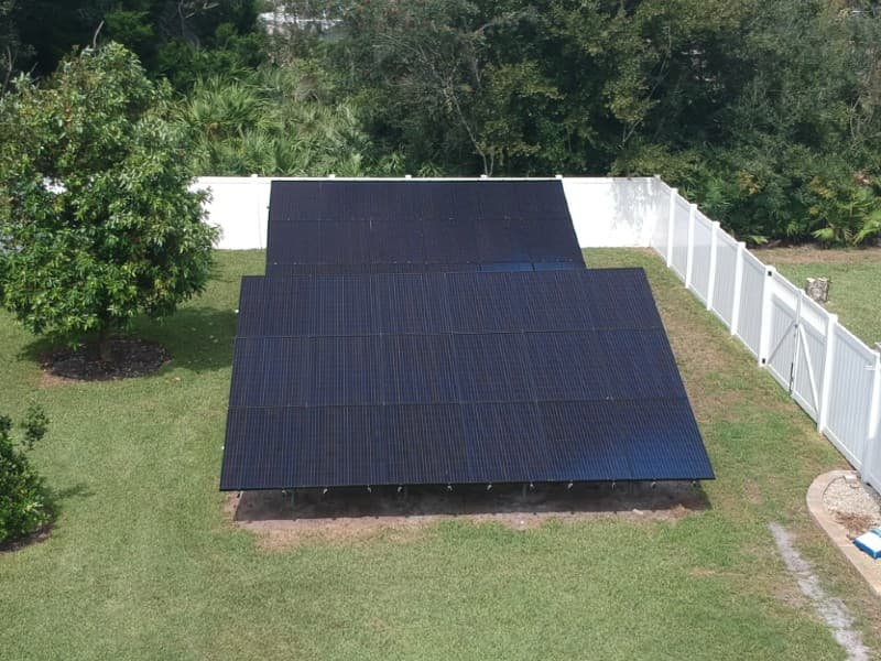 Ormond Beach Solar Panels