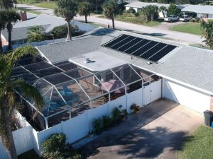 Ponce Inlet Solar Installation