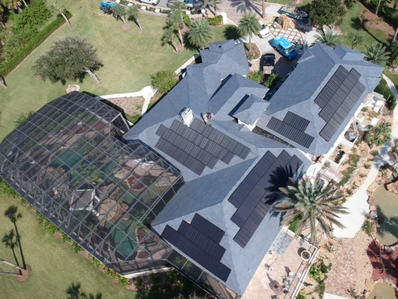 Residential Solar New Smyrna Beach