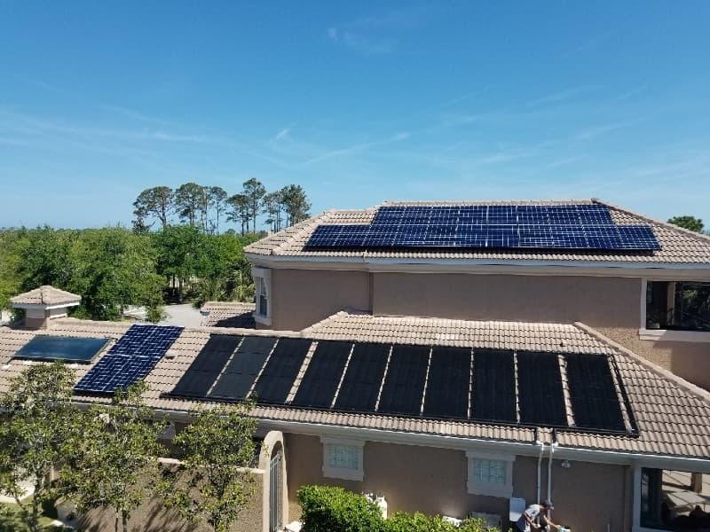 Solar Panels Osteen