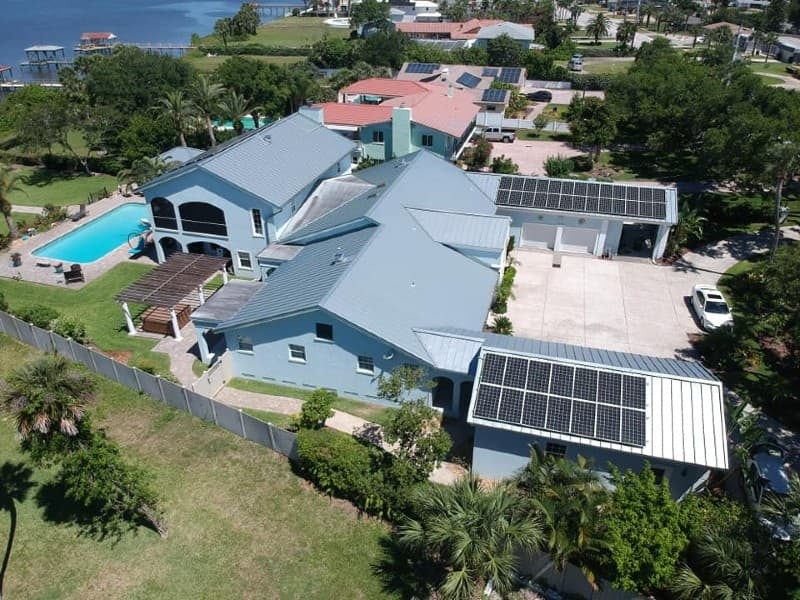 Solar Panels Port Orange