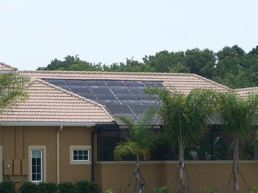 Solar Pool Heater Fernandina Beach