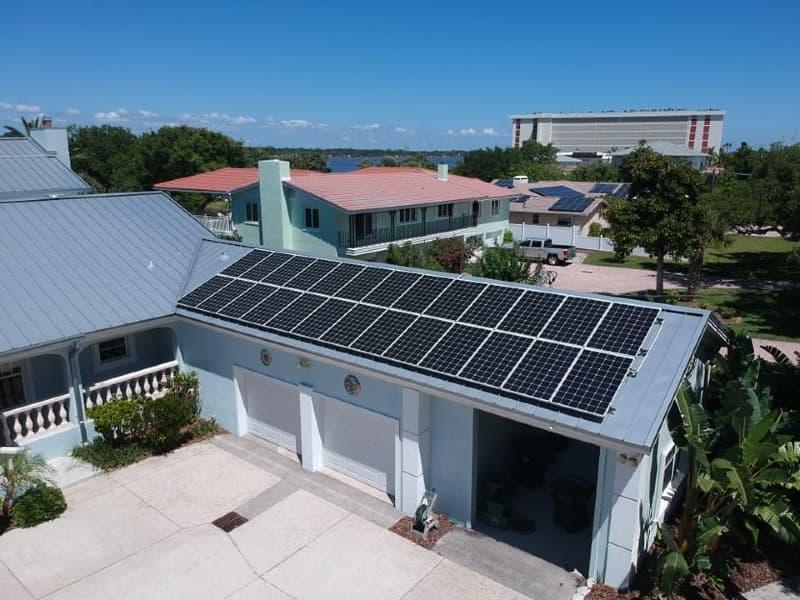 Solar Services St. Augustine