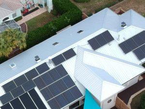 Solar-Powered Attic Fan Jacksonville