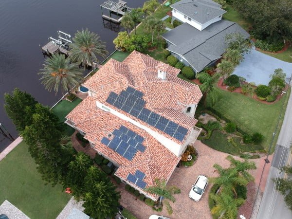 roof mounted solar new smyrna beach