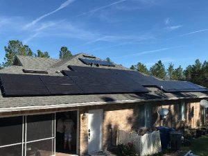 Solar Water Heater for Home Jacksonville