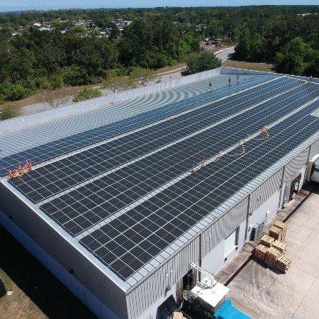 Commercial Solar Panels Jacksonville
