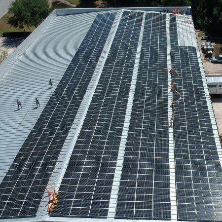New Smyrna Beach Commercial Solar