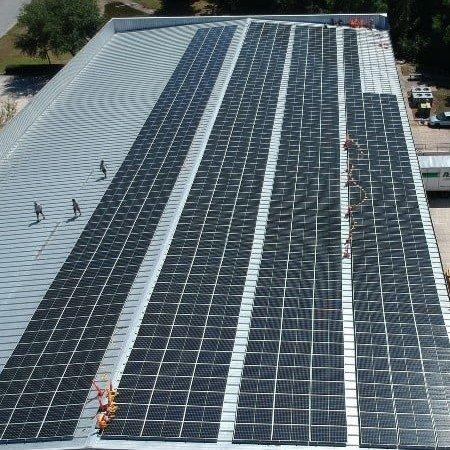 New Smyrna Beach Commercial Solar