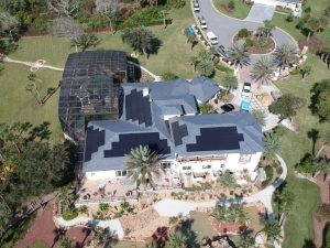 New Smyrna Beach Solar Installation