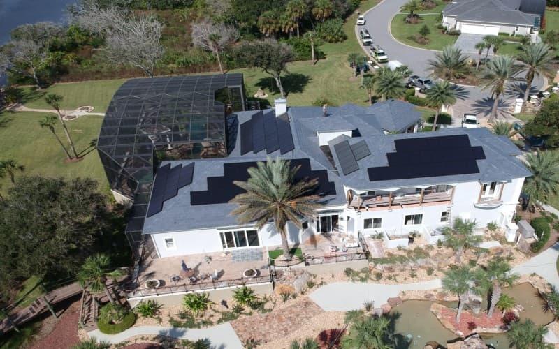 Solar Panel Removal Reinstall