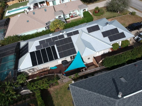 solar energy efficiency daytona beach